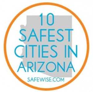 10 safest cities